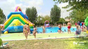 Benferri celebra la fiesta del agua para despedir el verano 2021