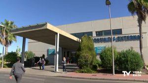 15 personas están ingresadas por COVID-19 en el Hospital de Torrevieja: tres en la UCI