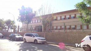 Benejúzar inicia la segunda fase del Plan Edificant en el colegio Antonio Sequeros