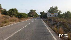 La Policía Local de San Miguel localiza a una mujer de 70 años desorientada por una carretera