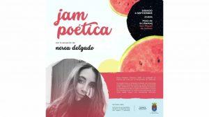 Cita con la poesía en San Miguel de Salinas de la mano de la escritora Nerea Delgado