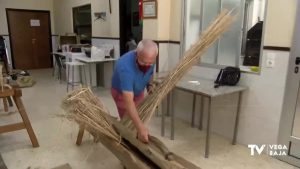 """La """"Barraca La Gramaera"""" de Redován celebra la XL exhibición de los trabajos del cáñamo"""