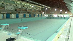 Torrevieja se da prisa para que el Palacio de los Deportes esté reformado en diciembre