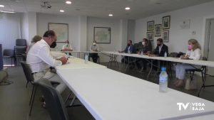 Regantes de la comarca piden ayuda al Partido Popular para salvar el trasvase Tajo-Segura