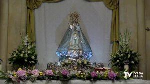 Orihuela rinde honores a su patrona, Nuestra Señora de Monserrate
