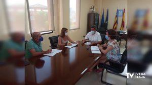 """Los Montesinos quiere construir un """"estanque de tormentas"""" en una parcela de 40.000 metros cuadrados"""