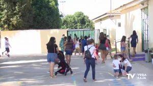Más de 12.700 niños de Orihuela comienzan el nuevo curso académico 2021/22