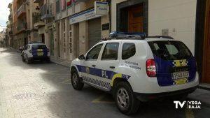 Persecución en Callosa: la policía detiene a un hombre de 32 años con un amplio historial delictivo