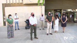 La Vega Baja condena el asesinato machista de Villajoyosa