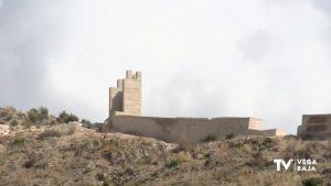 Termina la restauración en el castillo de Orihuela y ahora el objetivo es iluminar la zona