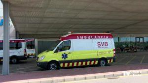 El servicio de SAMU en Orihuela Costa no se amplía a 24 horas