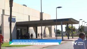 Accidentes de tráfico en San Fulgencio, Catral y Benejúzar