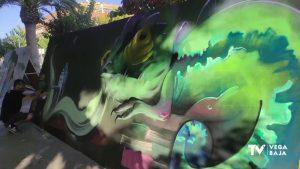 «Horadada Urban Day»: nueve horas de arte y cultura urbana en Pilar de la Horadada