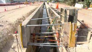 3 millones más en el presupuesto para construir nuevas infraestructuras hidráulicas en la Vega Baja