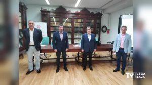 El puerto seco de San Isidro pretende mejorar la competitividad empresarial de la comarca