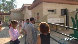 El colegio de Educación Especial Antonio Sequeros y el de Rincón de Bonanza de Orihuela se renuevan