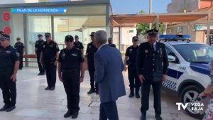 """La Policía Local de Pilar de la Horadada celebra """"San Miguel Arcángel"""""""