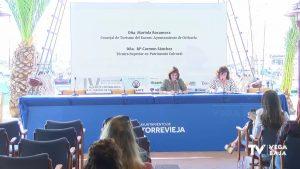 Las Salinas de Torrevieja quieren ser parada obligatoria para el que llegue en crucero a Alicante