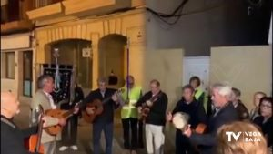 """La Agrupación de Auroros """"Virgen del Carmen"""" de Cox canta este fin de semana"""