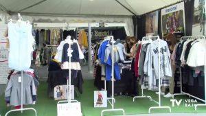 Almoradí recupera la Feria de Comercio en la Plaza de la Constitución