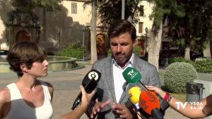 Cs Orihuela propone ampliar la ordenanza de ocupación de vía pública hasta 2022 para las terrazas