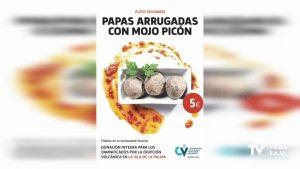 Papas arrugadas con mojo picón: el plato que se cocina en la Comunidad Valenciana por La Palma