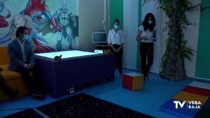 136 niños con necesidades educativas especiales ya tienen una sala multisensorial en Torrevieja