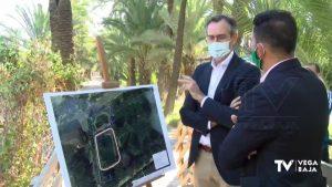 Orihuela recupera la antigua balsa de riego ubicada en El Palmeral como recurso para educación