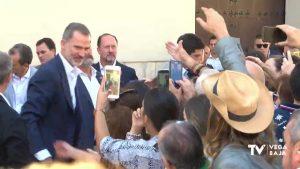 Se cumplen dos años de la histórica visita de los Reyes a Orihuela con motivo de la DANA