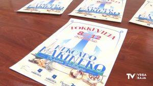 """Torrevieja despliega un """"mercado marinero"""" en el Paseo Vista Alegre"""