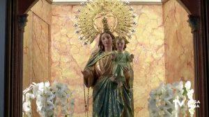 Fuerte devoción por la Virgen del Rosario en la Vega Baja