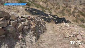 Finalizan las excavaciones en las Laderas del Castillo de Callosa de Segura