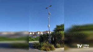 La Policía Local de Guardamar del Segura estrena un nuevo sistema de cámaras de seguridad y tráfico