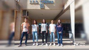 14 estudiantes de Orihuela reciben el premio al rendimiento académico de Secundaria