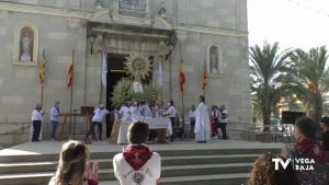 Los benejucenses arropan a la Pilarica en su día grande