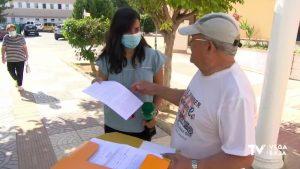 Malestar vecinal por el abandono del barrio Lucas en Callosa de Segura