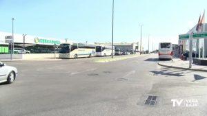 Almoradí continúa reparando los daños de la DANA en calles, parques y el polígono industrial