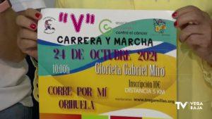 La Vega Baja se suma a la lucha contra el cáncer de mama