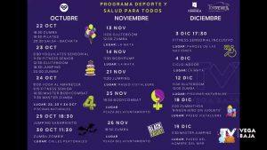 Torrevieja lleva el deporte a espacios abiertos con actividades gratuitas hasta diciembre