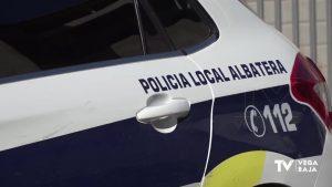 Agentes de Policía Local de Albatera resultan heridos mientras detenían a dos personas