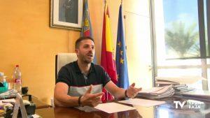 El alcalde de Algorfa niega haberse subido el sueldo
