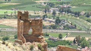 Orihuela recibe una subvención de 40.000 euros para la recuperación de la torre de la muralla