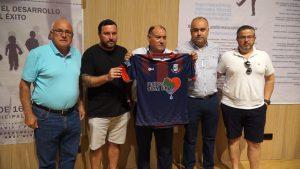 Destacados nombres del fútbol participan para recuperar las instalaciones deportivas de Benferri