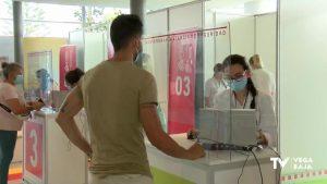 Sanidad cita esta semana a 163.000 jóvenes y adolescentes de 19 a 16 años
