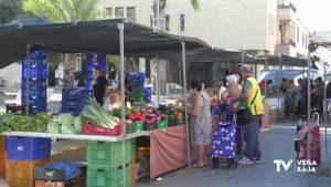 Los mercados locales se han visto muy afectados por la pandemia