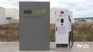 Dolores cuenta con dos nuevos puntos de recarga para vehículos eléctricos