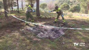 Precaución en zonas forestales por la ola de calor ante el riesgo de incendios