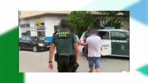 La Guardia Civil detiene al hombre que golpeó contra la pared a una mujer de 87 años en Callosa