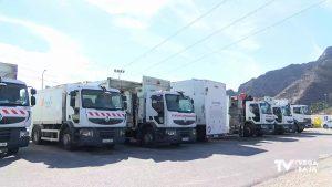Orihuela recibe 53.635 € para el transporte de residuos